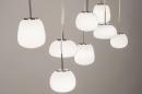 Hanglamp 13623: modern, retro, eigentijds klassiek, art deco #5