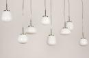 Hanglamp 13623: modern, retro, eigentijds klassiek, art deco #8