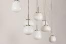 Hanglamp 13623: modern, retro, eigentijds klassiek, art deco #9