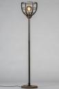 Vloerlamp 13639: industrie, look, modern, stoer #1