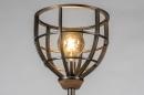 Vloerlamp 13639: industrie, look, modern, stoer #2