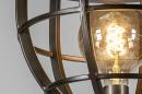 Vloerlamp 13639: industrie, look, modern, stoer #5