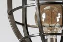 Vloerlamp 13639: industrie, look, modern, stoer #6