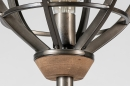 Vloerlamp 13639: industrie, look, modern, stoer #7