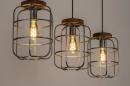 Hanglamp 13641: industrie, look, landelijk, rustiek #2