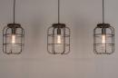Hanglamp 13641: industrie, look, landelijk, rustiek #4