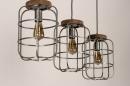 Hanglamp 13641: industrie, look, landelijk, rustiek #7