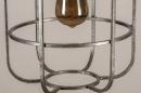 Hanglamp 13641: industrie, look, landelijk, rustiek #8