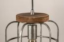 Hanglamp 13641: industrie, look, landelijk, rustiek #9