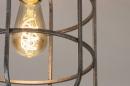 Plafondlamp 13642: industrie, look, landelijk, rustiek #5