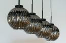 Hanglamp 13649: modern, retro, eigentijds klassiek, art deco #1