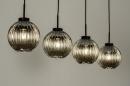Hanglamp 13649: modern, retro, eigentijds klassiek, art deco #4