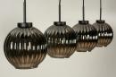 Hanglamp 13649: modern, retro, eigentijds klassiek, art deco #9