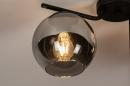 Plafondlamp 13761: modern, retro, eigentijds klassiek, art deco #6