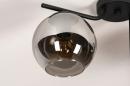 Plafondlamp 13761: modern, retro, eigentijds klassiek, art deco #7