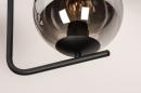 Plafondlamp 13761: modern, retro, eigentijds klassiek, art deco #8