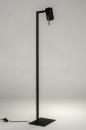 Vloerlamp 13778: industrie, look, modern, eigentijds klassiek #1