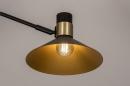Plafondlamp 13780: modern, retro, eigentijds klassiek, art deco #5