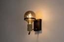 Wandlamp 13786: industrie, look, modern, retro #1