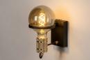 Wandlamp 13786: industrie, look, modern, retro #2