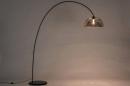 Vloerlamp 13790: metaal, zwart #13