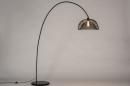 Vloerlamp 13790: metaal, zwart #14