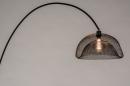 Vloerlamp 13790: metaal, zwart #15