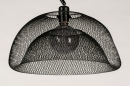 Vloerlamp 13790: metaal, zwart #19