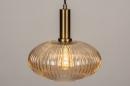 Hanglamp 13794: modern, retro, eigentijds klassiek, art deco #3