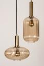 Hanglamp 13795: modern, retro, eigentijds klassiek, art deco #10