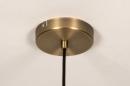 Hanglamp 13795: modern, retro, eigentijds klassiek, art deco #9