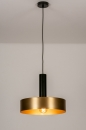Hanglamp 13799: modern, retro, eigentijds klassiek, art deco #1