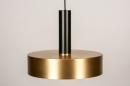 Hanglamp 13799: modern, retro, eigentijds klassiek, art deco #2