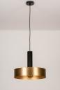 Hanglamp 13799: modern, retro, eigentijds klassiek, art deco #3