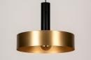 Hanglamp 13799: modern, retro, eigentijds klassiek, art deco #4