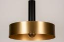 Hanglamp 13800: modern, retro, eigentijds klassiek, art deco #4