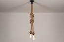 Hanglamp 13812: industrie, look, landelijk, rustiek #2