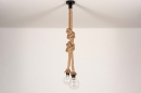 Hanglamp 13812: industrie, look, landelijk, rustiek #5