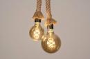 Hanglamp 13812: industrie, look, landelijk, rustiek #6