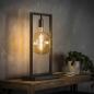 Tafellamp 13815: industrie, look, landelijk, rustiek #1