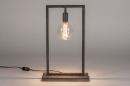 Tafellamp 13815: industrie, look, landelijk, rustiek #2