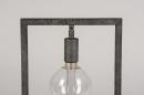 Tafellamp 13815: industrie, look, landelijk, rustiek #4