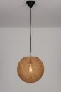 Hanglamp 13842: landelijk, rustiek, modern, retro #1