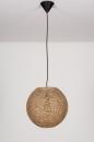 Hanglamp 13842: landelijk, rustiek, modern, retro #4