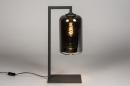 Tafellamp 13847: modern, retro, eigentijds klassiek, art deco #2