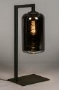 Tafellamp 13847: modern, retro, eigentijds klassiek, art deco #3