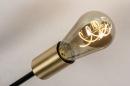 Plafondlamp 13859: industrie, look, modern, retro #3