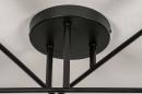 Plafondlamp 13859: industrie, look, modern, retro #6