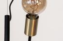 Hanglamp 13860: modern, retro, eigentijds klassiek, metaal #11