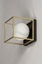 Plafondlamp 13861: modern, retro, eigentijds klassiek, art deco #5